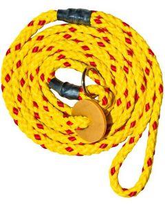 Gundog Slip Lead 8mm - Yellow