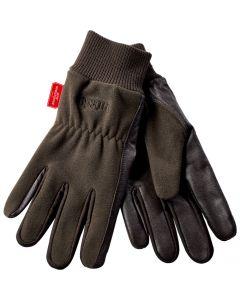 Harkila Pro Shooter Gloves Shadow Brown Medium