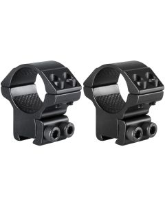 "Hawke 1"" Match Scope Mounts 2 Piece 9-11mm Medium"