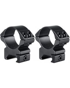 Hawke 30mm Match Scope Mounts 2 Piece Weaver Medium