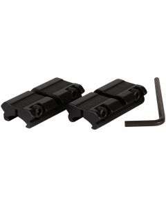 Hawke 9-11mm to Weaver Adaptor 2pc