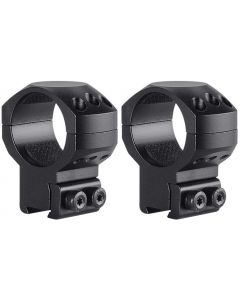 Hawke Tactical Match Mounts High Dovetail Fitting 30mm High 9-11