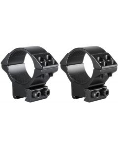Hawke 30mm Match Scope Mounts 2 Piece 9-11mm Medium
