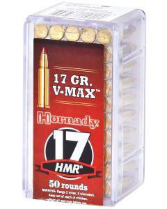 Hornady REDTIP .17HMR Ballistic Tip 17g (50 Rounds)