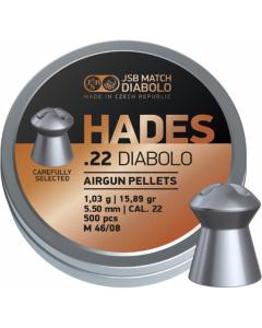JSB Hades Diablo .22 (250 Pellets)