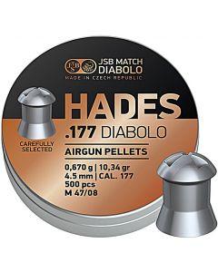 JSB Hades Diabolo .177 (500 Pellets)