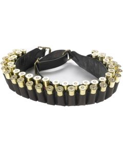 Leather Double Cartridge Belt 20g