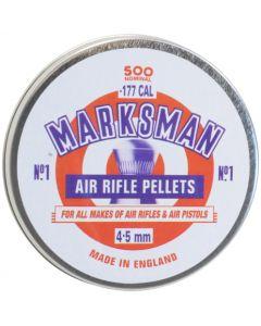 Marksman .177 Pellets Dome Head (500 Pellet)