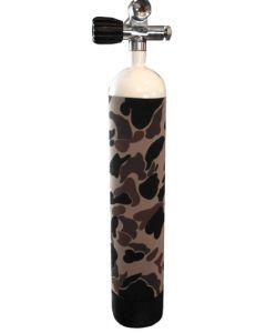 Neoprene Camo Cylinder Cover S
