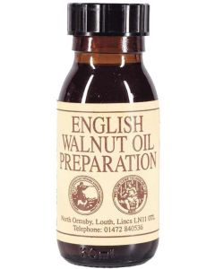 Phillips English Walnut Oil Preparation (60ml Bottle)