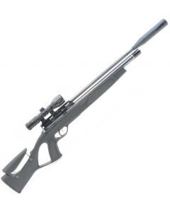 Pre-Owned Gamo Coyote Black Whisper Package .177