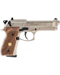 Pre-Owned Umarex Beretta M92 FS Nickel & Chrome