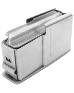 Pre-Owned Sako 75 Action III Stainless Steel 5 Round Magazine 243/308 Part No. S59R0384PO