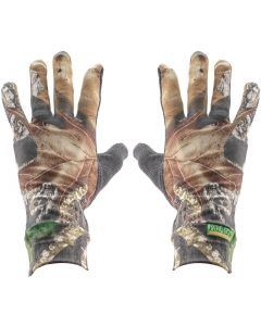 Primos Stretch Fit Camo Gloves