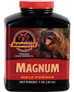 Ramshot Magnum Rifle Reloading Powder 1lb