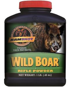 Ramshot Wild Boar Rifle Reloading Powder 1lb