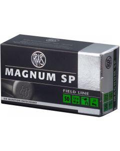 RWS Magnum Soft Point .22WMR 40gr (50 Rounds)