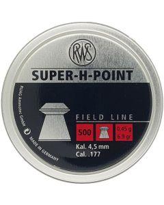 RWS Super H Point .177 (500 Pellets)