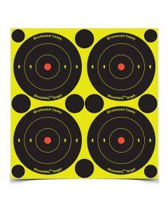 "Birchwood Casey 3"" Shoot-N-C Targets (Pack of 48)"
