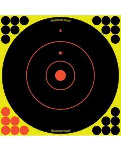 "Birchwood Casey 12"" Shoot-N-C Targets (Pack of 5)"