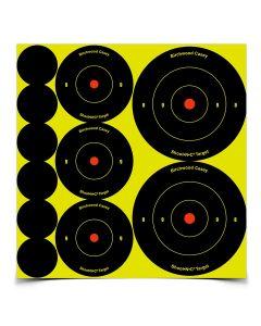 Birchwood Casey 132 x Assorted Shoot-N-C Targets