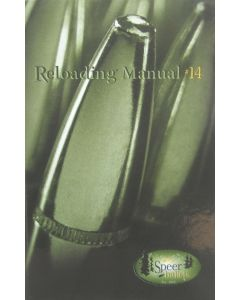 Speer Reloading Manual No. 14