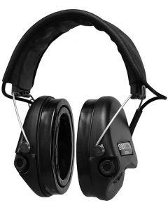 Swatcom Active8 Military Grade Headset Black