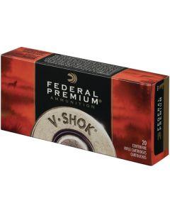 Federal V-Shok .22-250 Remington Nosler Ballistic Tip 55gr (20 Rounds)