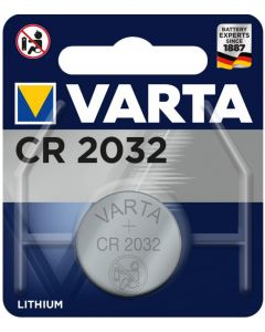 Varta Battery CR2032 3v Lithium