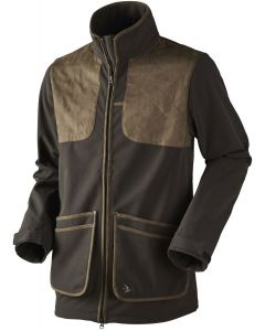 Seeland Winster Jacket Black Coffee Front