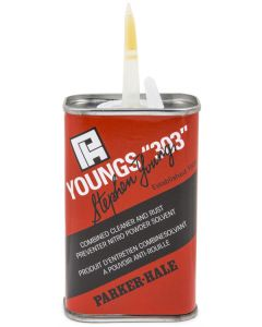 Parker Hale Youngs 303 Nitro Powder Solvent (125ml Tin)
