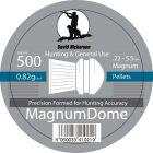 David Nickerson Magnum Dome Pellets .22 (500 Pellets)