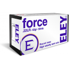 Eley Force .22LR Round Nose 42gr (50 Rounds)