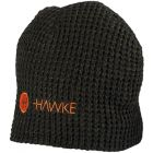 Hawke Grey Waffle Knit Beanie