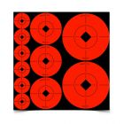 Birchwood Casey Self Adhesive Target Spots Mixed Orange